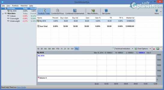 StockMarketEye Screenshot4