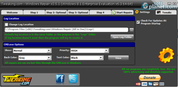 Windows Repair Screenshot5