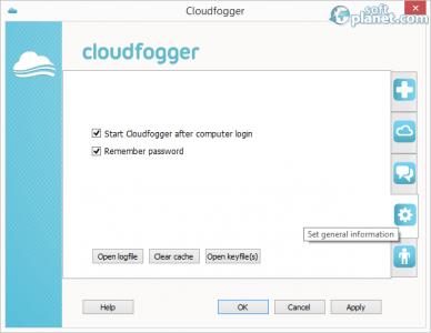 Cloudfogger Screenshot3