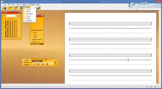 Digital Music Mentor Screenshot2