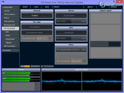Stereo Tool Screenshot4
