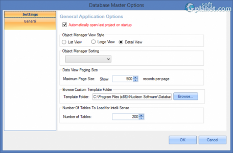 Database Master Screenshot3