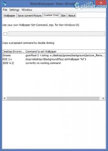 WebWallpaper Screenshot3