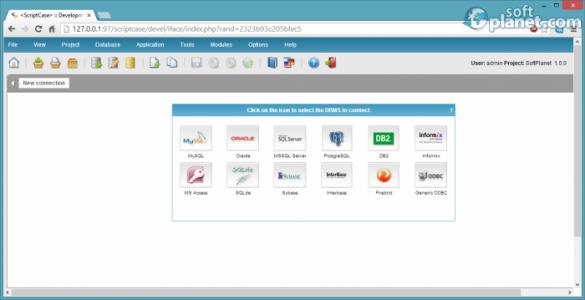 ScriptCase Screenshot2