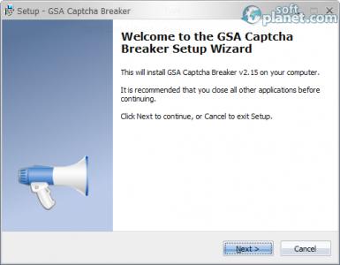 GSA Captcha Breaker Screenshot4