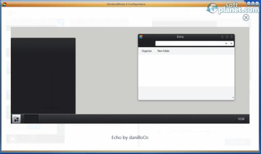 WindowBlinds Screenshot3