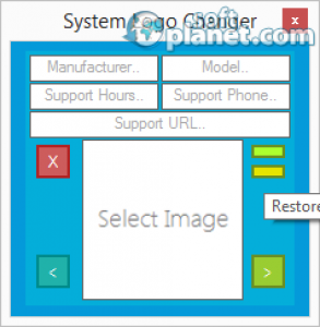 System Logo Changer Screenshot3