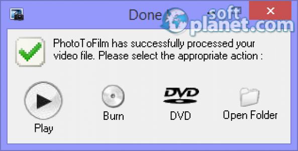 PhotoToFilm Screenshot3