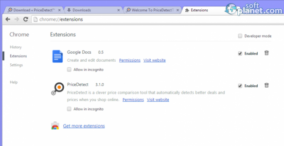 PriceDetect Screenshot4
