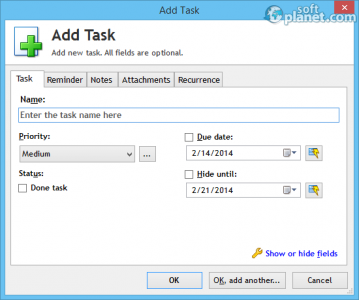 Swift To-Do List Professional Screenshot3