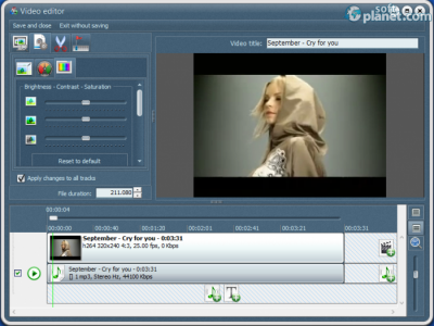 VSO Video Converter Screenshot3
