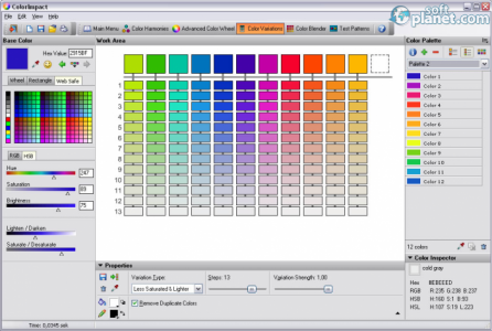 ColorImpact Screenshot3
