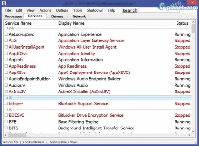 LISTSP Screenshot2