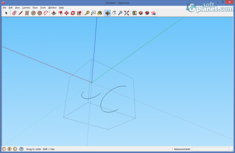 SketchUp Make Screenshot5