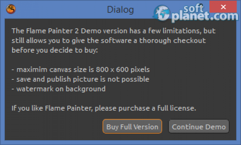 Flame Painter Screenshot3