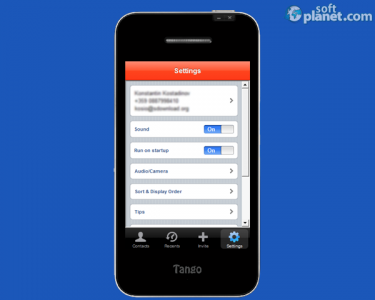 Tango Screenshot4