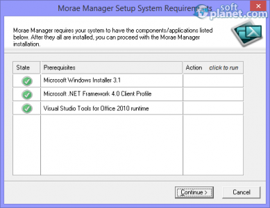 Morae Screenshot5