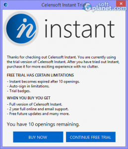 Celensoft Instant Screenshot3