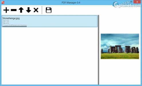 PDF Manager Screenshot2