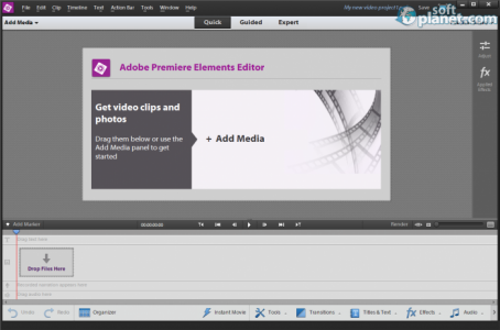 Adobe Premiere Elements 12 Screenshot2