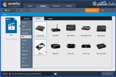DVDFab 3D Video Toolkit Screenshot2