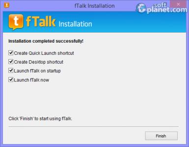 fTalk Screenshot4