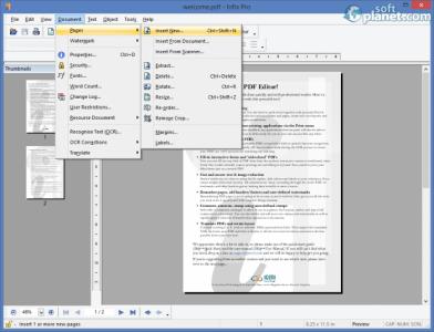 Infix Pro Screenshot2