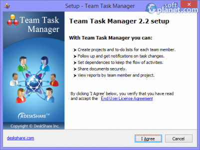 Team Task Manager Screenshot4