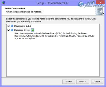 DbVisualizer Screenshot5