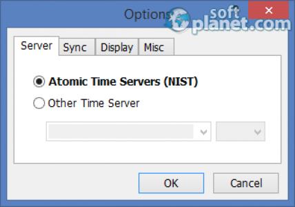 Atom Time Synchronizer Screenshot2