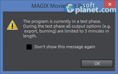 MAGIX Movie Edit Pro 2013 Plus Screenshot4