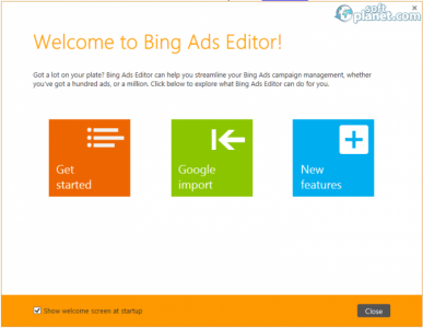 Bing Ads Editor Screenshot2