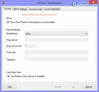 AASync Screenshot2