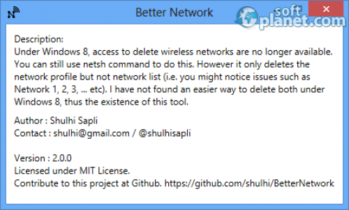 Better Network Screenshot3