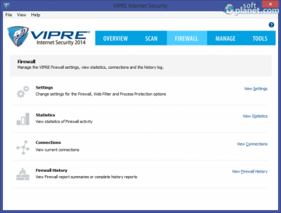 VIPRE Internet Security Screenshot3