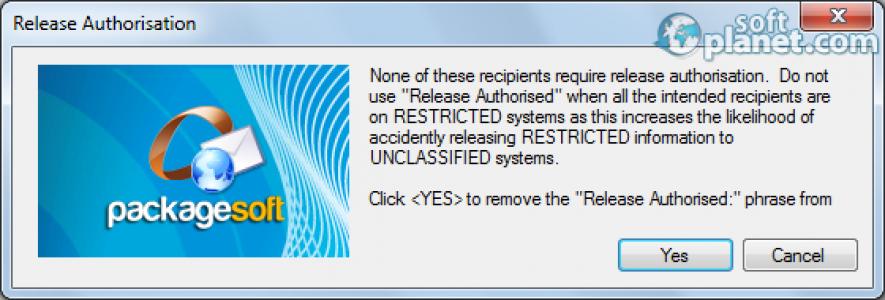 Packagesoft ERA Screenshot3