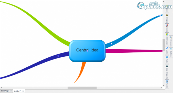 iMindMap Screenshot3
