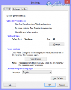 Text Speaker Screenshot2