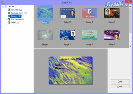 Easy Card Creator Enterprise Screenshot3