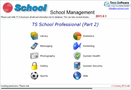 TS School Standard Screenshot2