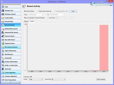 OSForensics Screenshot3