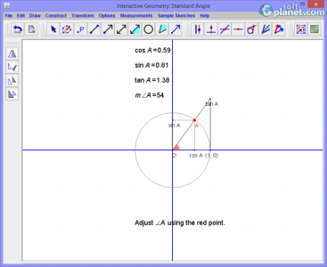 Interactive Geometry Screenshot3