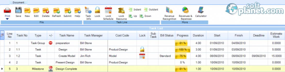 COCOACC Screenshot4
