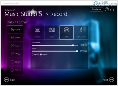 Ashampoo Music Studio Screenshot3