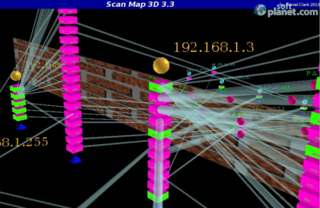 ScanMap 3D Screenshot3
