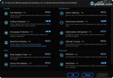 Advanced SystemCare Screenshot5
