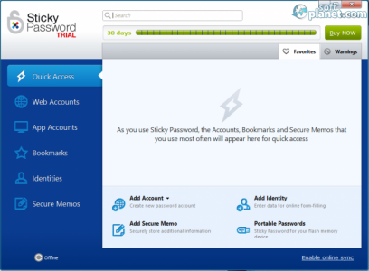 Sticky Password Screenshot4