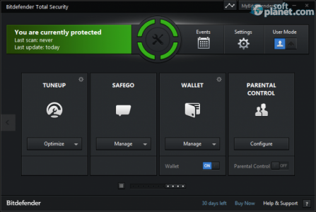 Bitdefender Total Security Screenshot3