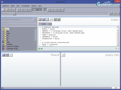 BaseX Screenshot4