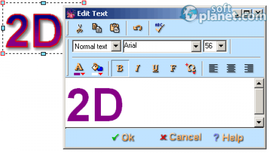 2D and 3D Animator Screenshot2